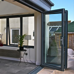 Bi-folding Doors Swansea