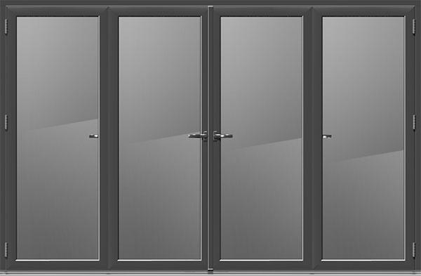 Bi-folding doors Sureseal