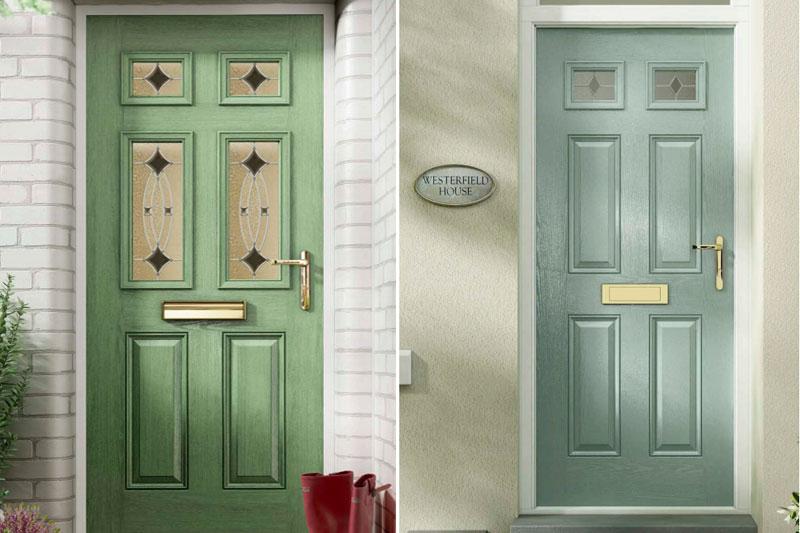 Sureseal Composite Doors