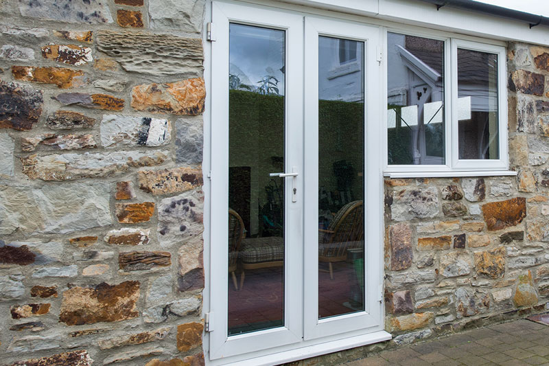 French Doors Swansea