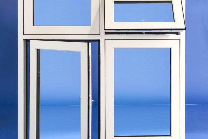 Flush Casement Window